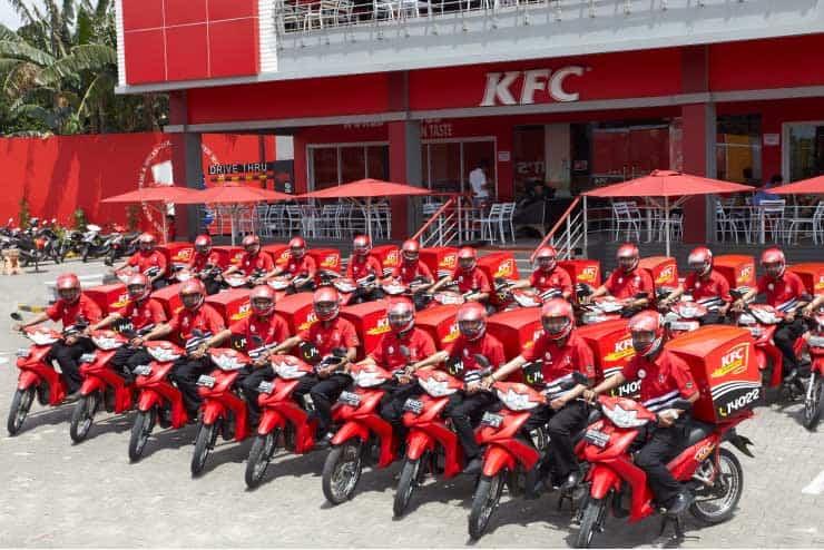 KFC Delivery 14022