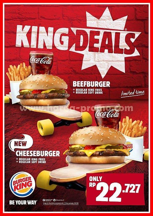promo burger king hari ini