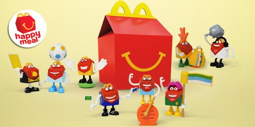 Happy Meal McD Indonesia
