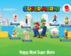 Happy Meal McD November 2016 Super Mario