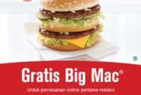 promo gratis mcd