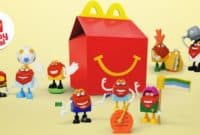 Happy Meal McD Indonesia Mei 2016