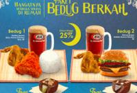Paket Bedug Berkah AW Indonesia