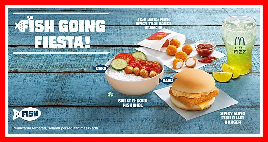 promo mcd fish going fiesta