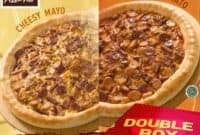 Promo PIZZA HUT Terbaru DOUBLE BOX
