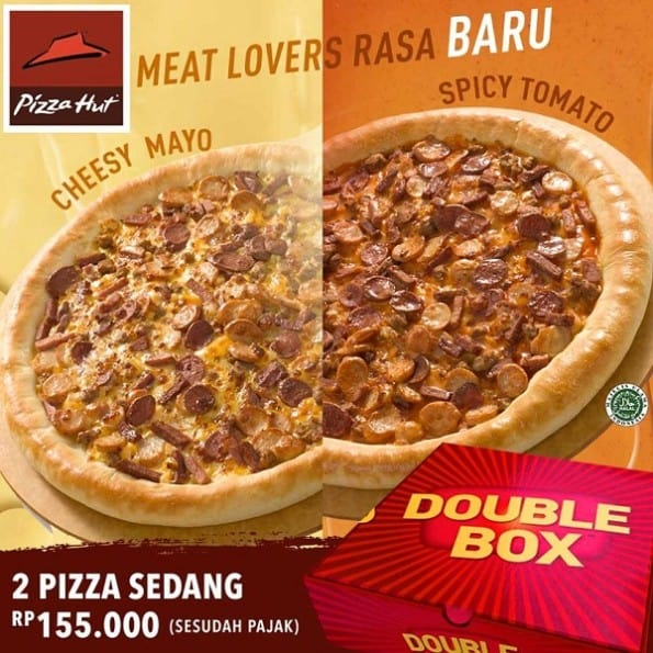 Harga Promo Pizza Hut