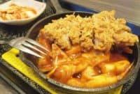 Harga menu Mujigae