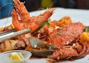 Harga Menu Dancing Crab Dan Alamat Cabangnya