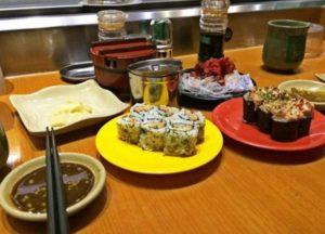 Harga Menu Sushi Tei