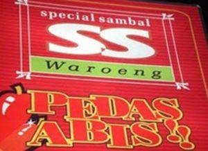 Menu favorit waroeng spesial sambal