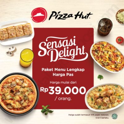 menu paket hemat pizza hut
