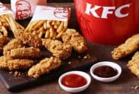 Paket Hemat Menu KFC Kombo Super Star Terbaru 2018
