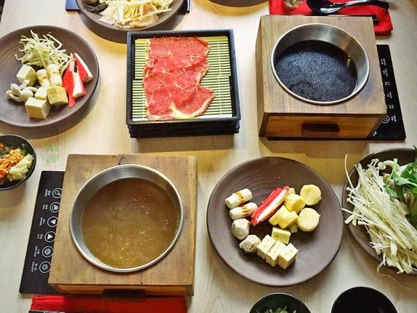 Daftar Harga Makan Di Shabu Hachi Bintaro, Jakarta