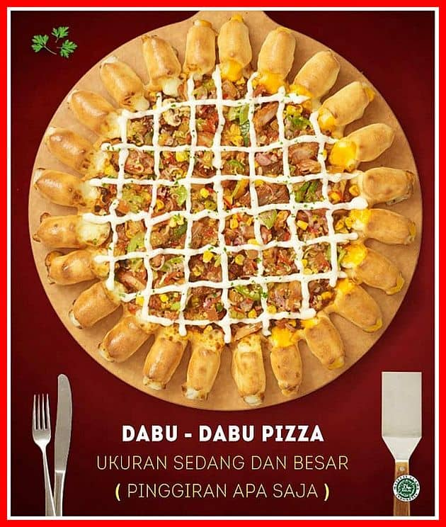 Dabu-Dabu pizza Hut