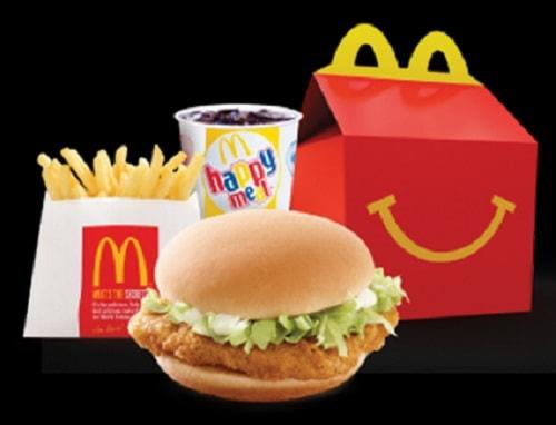 Harga Happy Meal McD Indonesia Terbaru