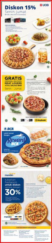promo pizza hut indonesia pemegang kartu kredit