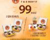 Promo JCO Donuts Terbaru dan Paling Lengkap 2018