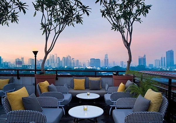 Rooftop Restaurant Jakarta Dengan Pemandangan dan Menu Terbaik