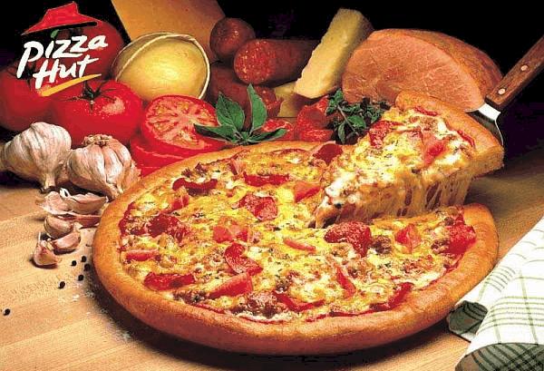 Menu Paling Enak Di Pizza Hut Yang Paling Menggoda