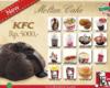 Harga Menu KFC Terbaru Agustus 2018 - Harga Menu