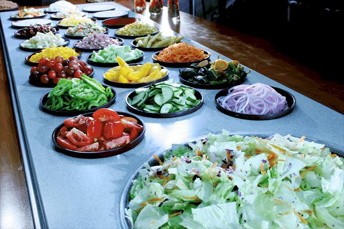 Harga Salad Pizza Hut Terbaru