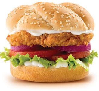 Colonel Burger KFC Harga Terbaru