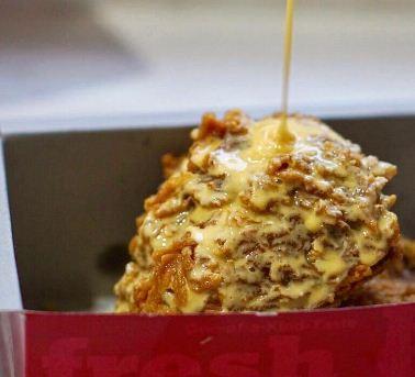 Harga KFC Salted Egg Semua Varian