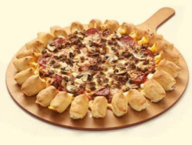 Menu Pizza Hut American Favourite