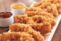 Daftar Harga Crispy Strips KFC Terlengkap Update 2018