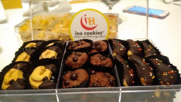Daftar Harga Kue Ina Cookies Dalam Berbagai Kemasan