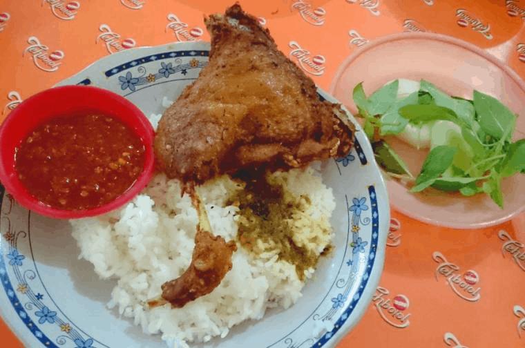 menu dan harga Bebek Palupi surabaya