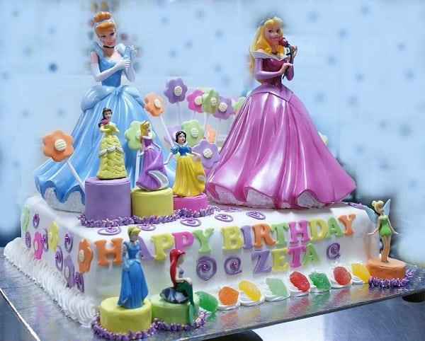 Daftar Kue Ulang Tahun Anak Perempuan dan Harganya