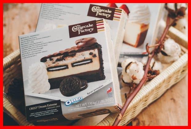 Cheesecake Factory indonesia