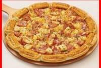 Harga Pizza Hut Ukuran Sedang