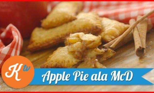 apple pie mcd