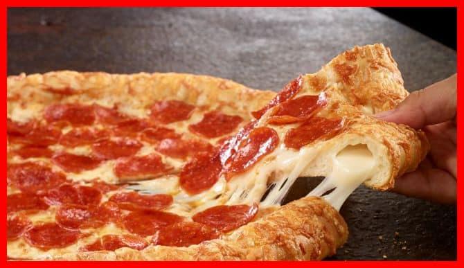 menu pizza hut delivery dan harga phd