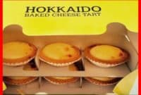 Harga Kue Hokkaido Baked Cheese Tart