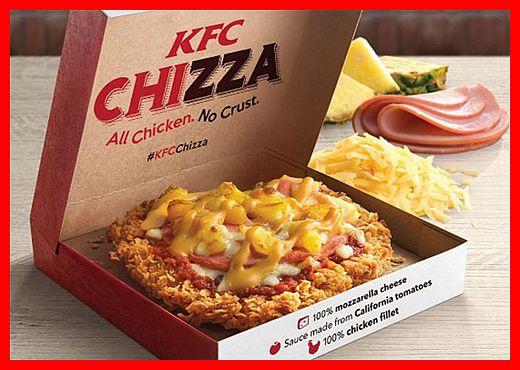 Menu Harga Chizza KFC Indonesia