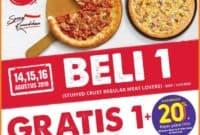 Promo pizza gratis