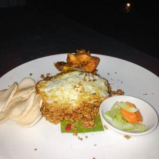 Harga Menu The Edge Kemang Jakarta