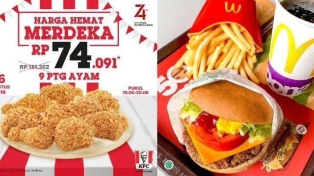 Promo KFC terbaru Spesial